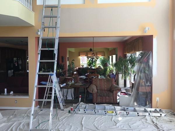 Residential painting in Wilmington DE