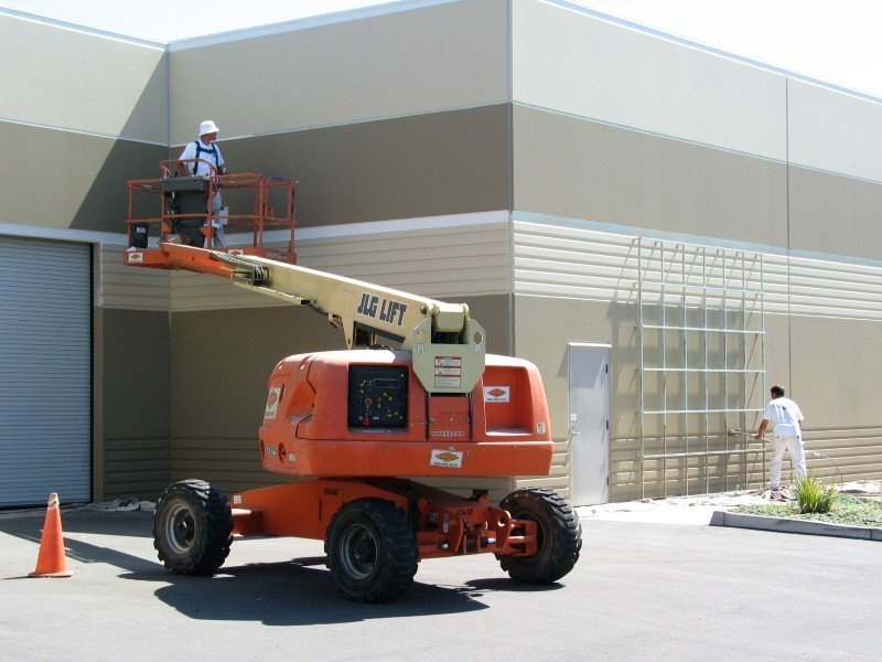 Delaware commercial exterior painting
